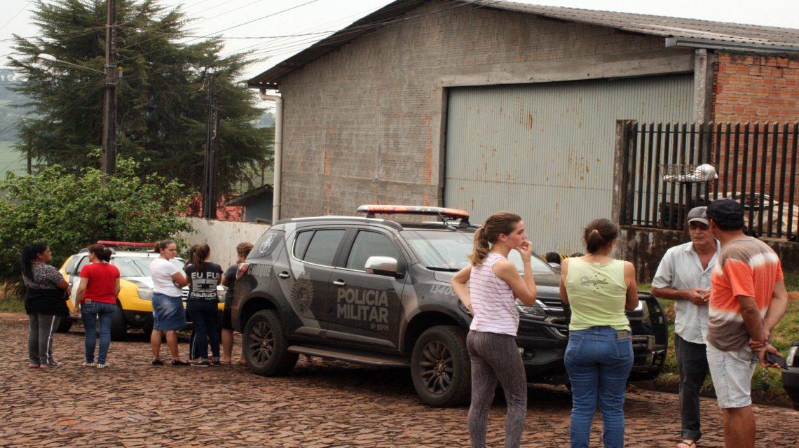 Mortes em Rio Bonito do Iguaçu foram por motivo passional, diz delegado