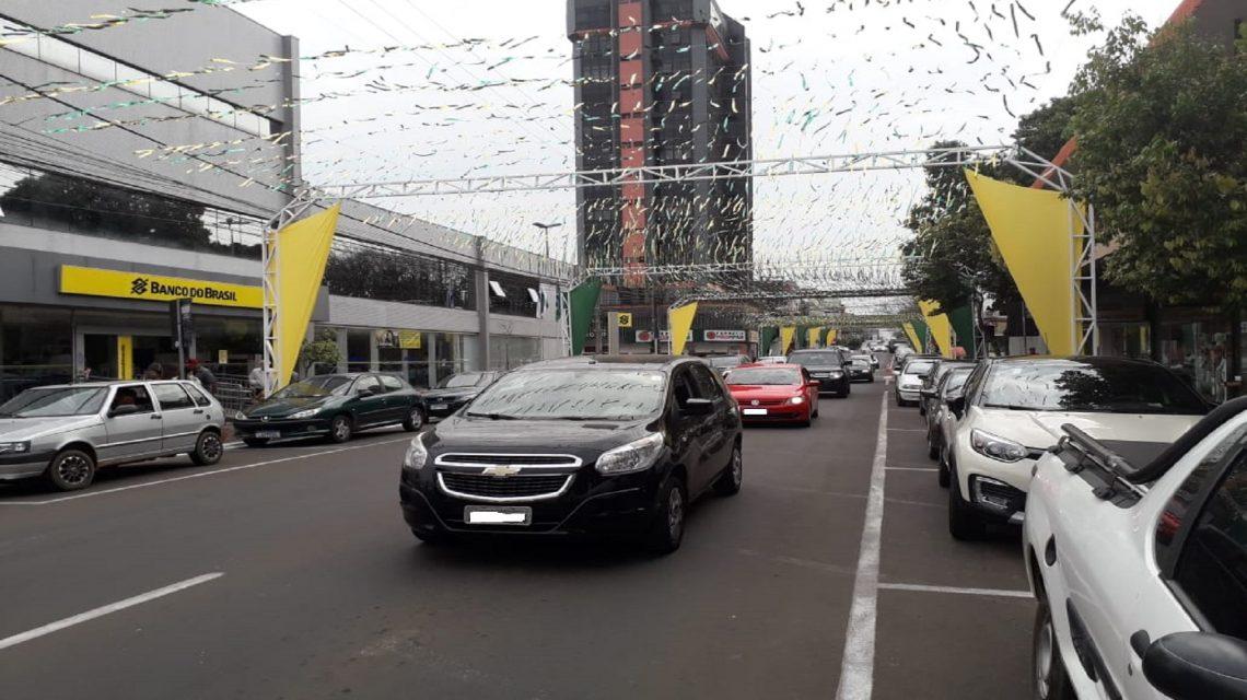 """Seguem os preparativos para o """"Desfile da Pátria"""" em Francisco Beltrão"""