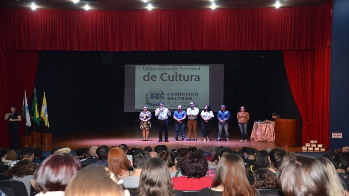 Prefeitura de Francisco Beltrão realiza 1ª Conferência Municipal de Cultura