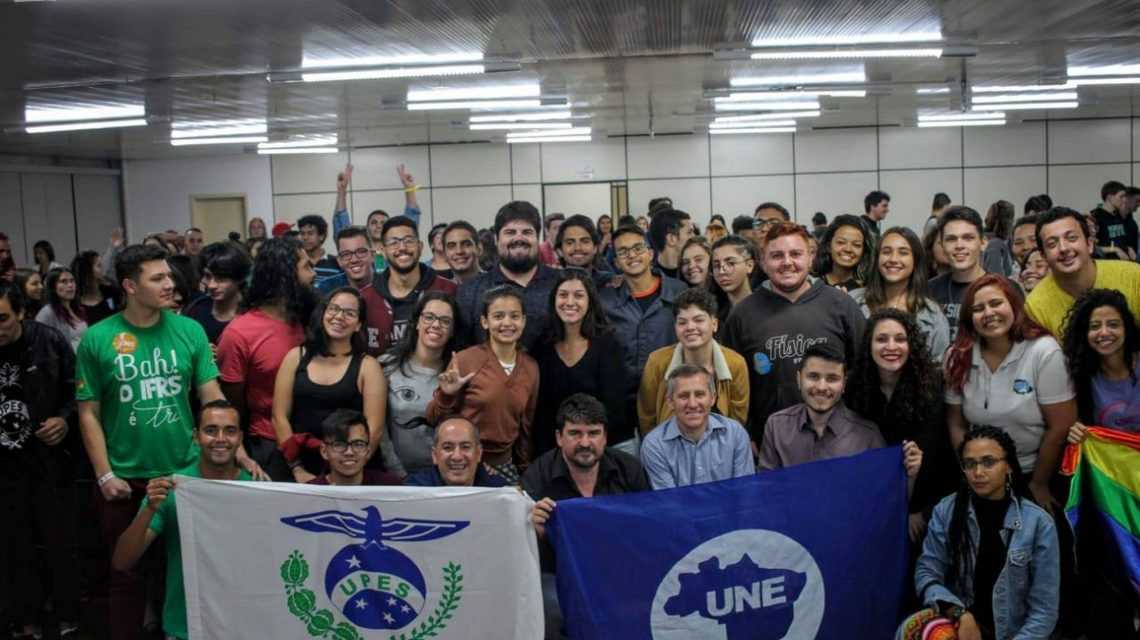 Palmas sedia Congresso Estadual de estudantes do IFPR