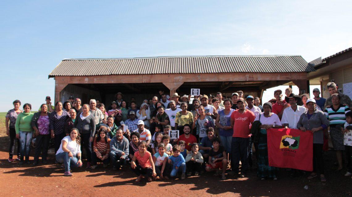 Portaria reconhece que famílias quilombolas são candidatas à reforma agrária