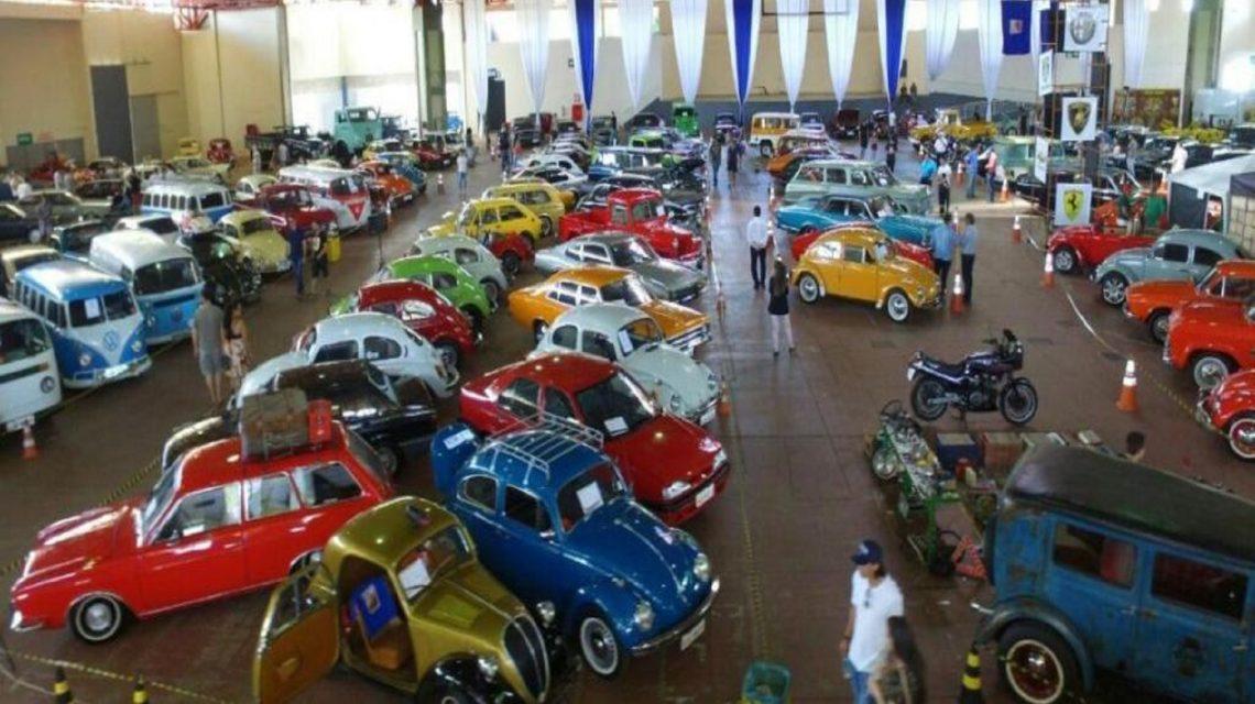 Evento em outubro reunirá mais de 500 carros antigos em Francisco Beltrão