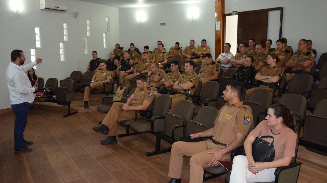 Encontro em Palmas discute condições de trabalho e saúde da Polícia Militar