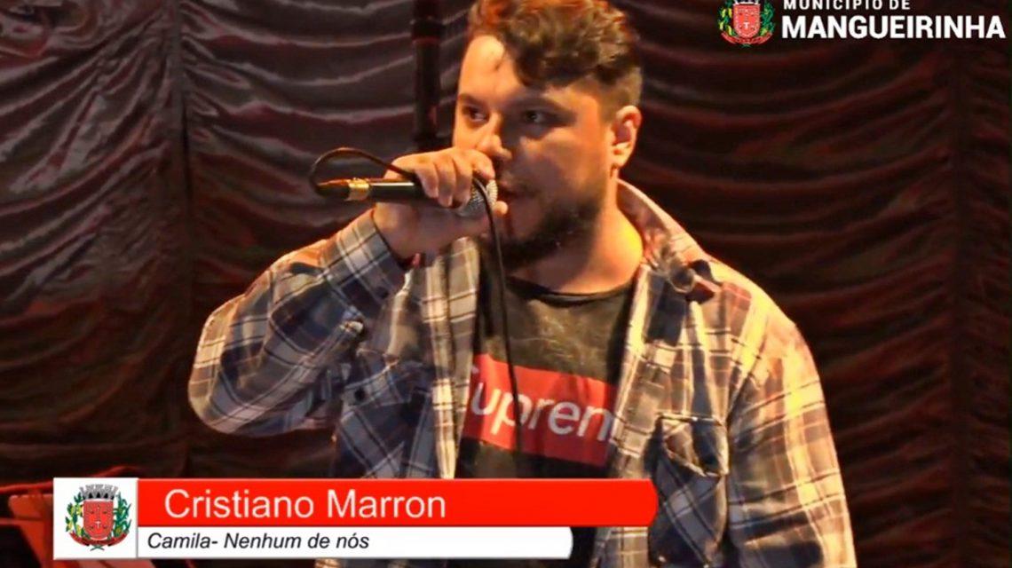 Acidente na PR-281 provoca morte de músico em Mangueirinha