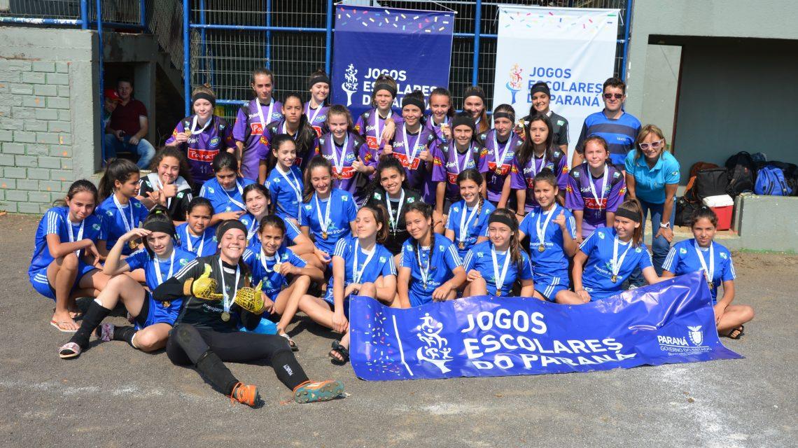 Conhecidos campeões da fase regional dos Jogos Escolares – Bom de Bola