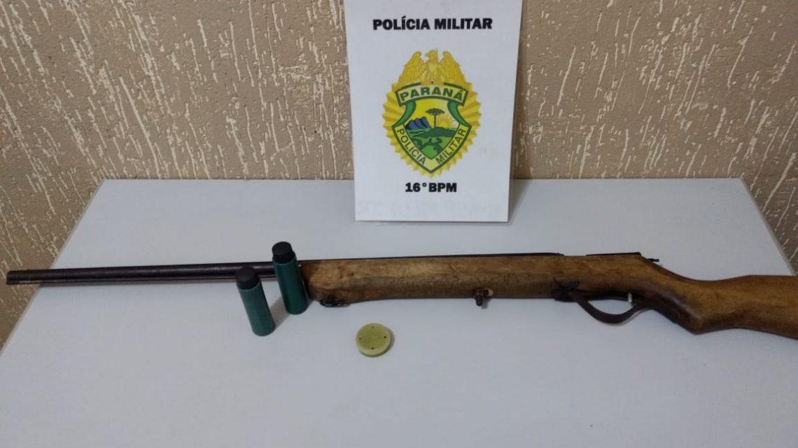 Homem é apreendido em Pinhão suspeito de abusar da filha de 10 anos