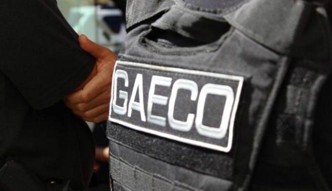Operação do GAECO apreende suspeitos em General Carneiro e União da Vitória
