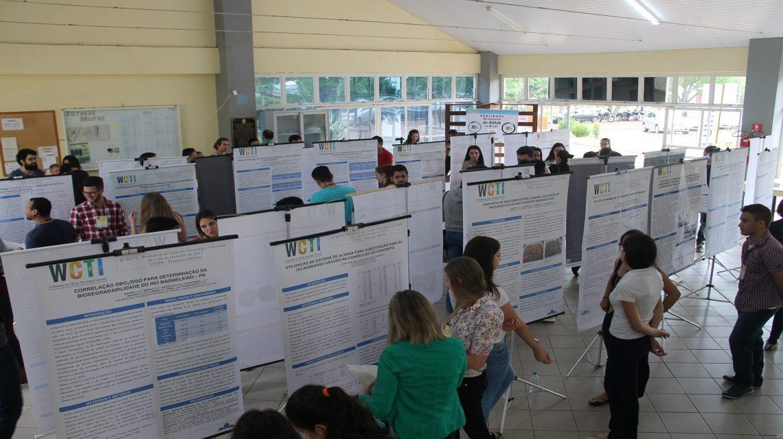 UTFPR promove Workshop de Ciência, Tecnologia e Inovação
