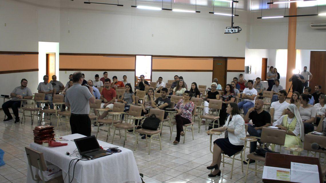 Francisco Beltrão sedia o 1º Muticom Diocesano