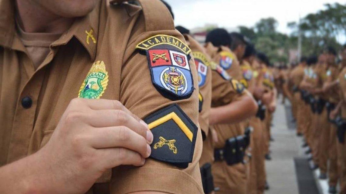 Governador autoriza concurso para a Polícia Militar do Paraná