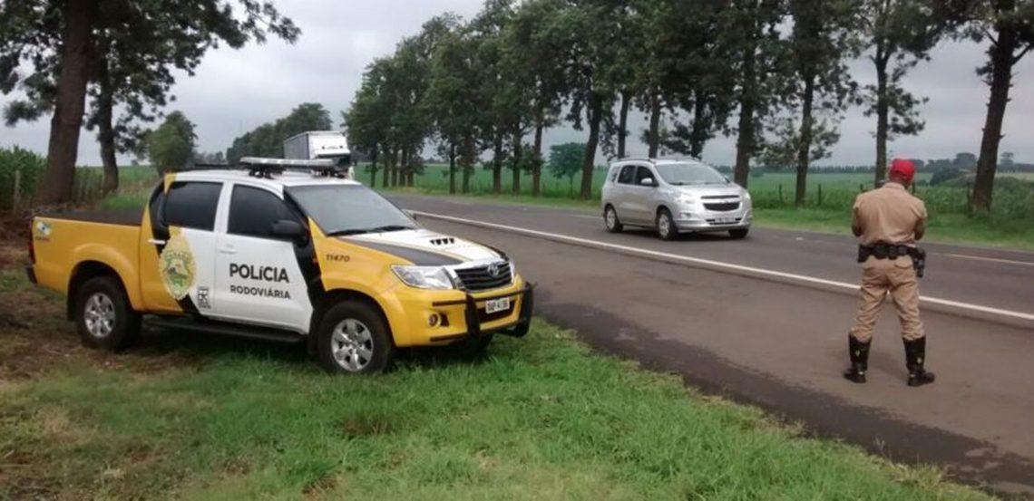 Sudoeste registra metade das mortes nas estradas do Paraná durante o feriado