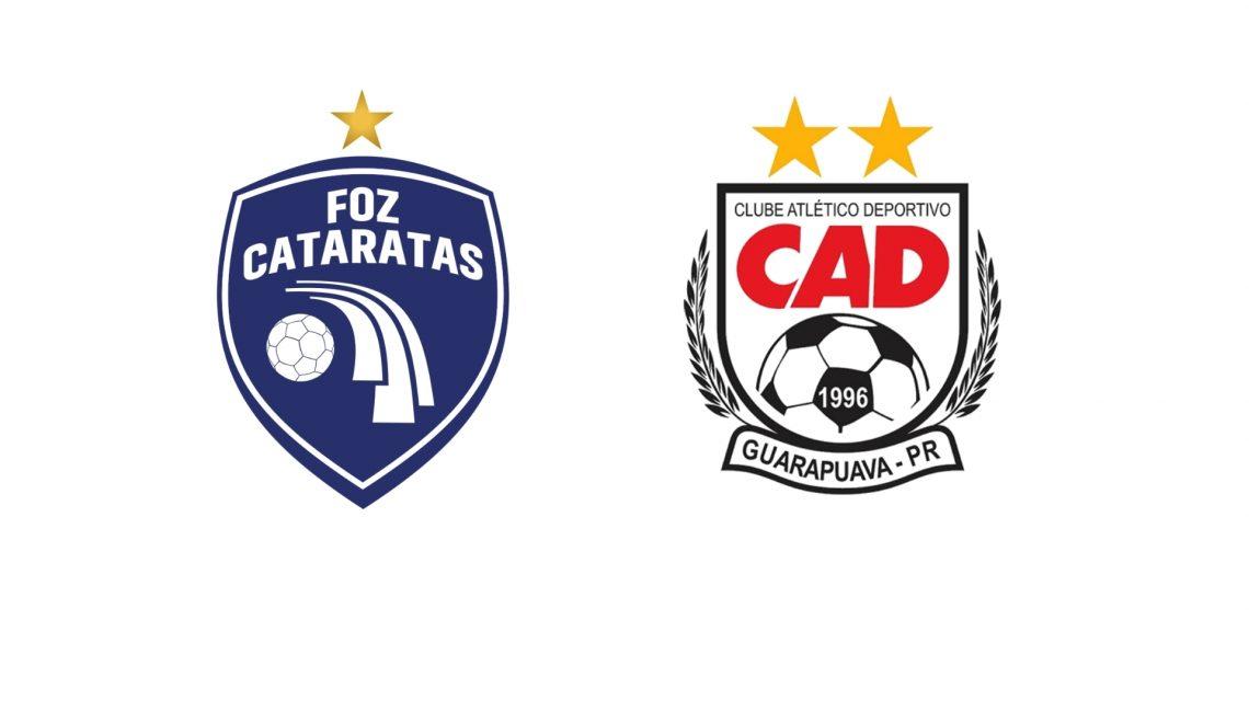 CAD e Foz Cataratas são suspensos da Federação Paranaense de Futsal