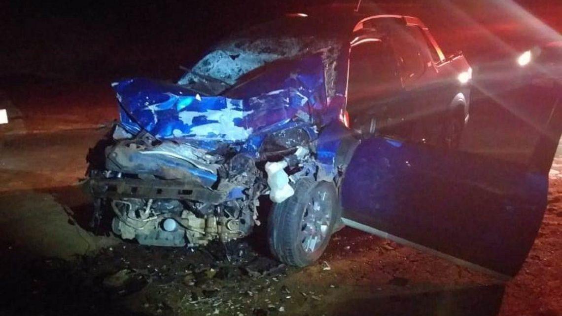 Motorista morre em acidente no Oeste de Santa Catarina