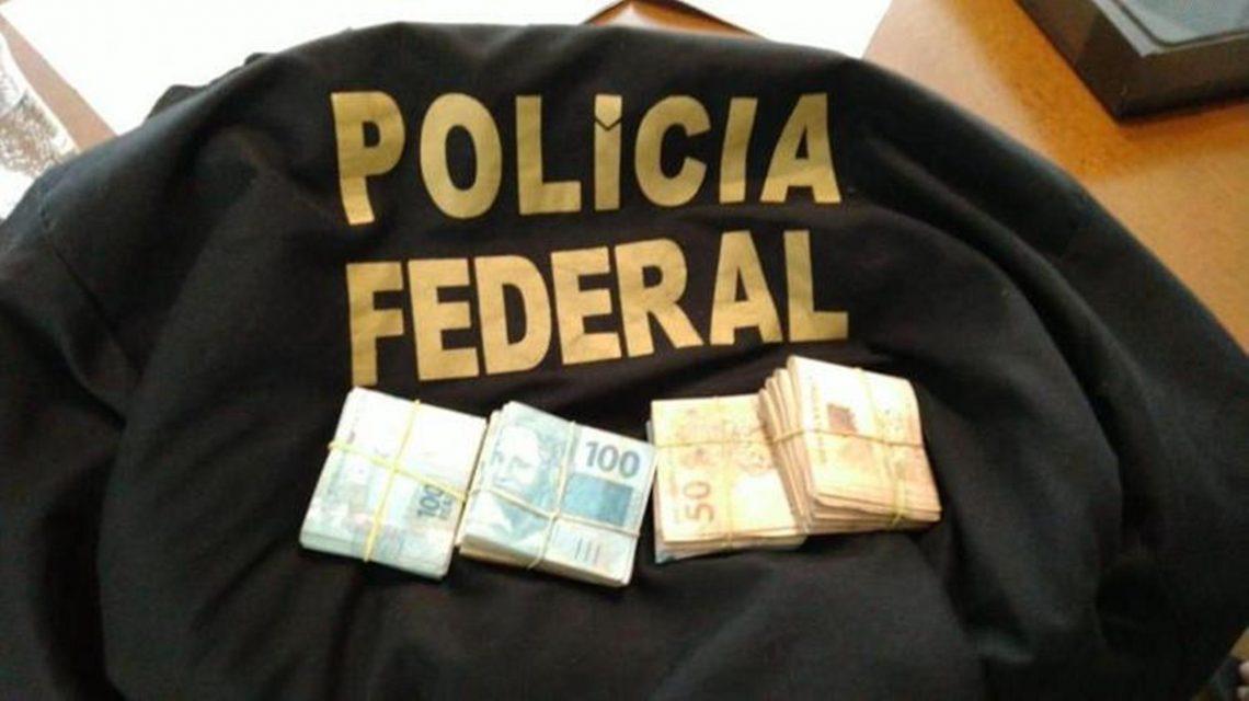 Polícia Federal apreende R$ 19 mil em operação no Oeste de Santa Catarina
