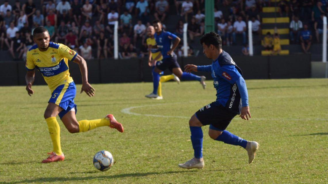 Azuriz empata na 3ª divisão do futebol paranaense