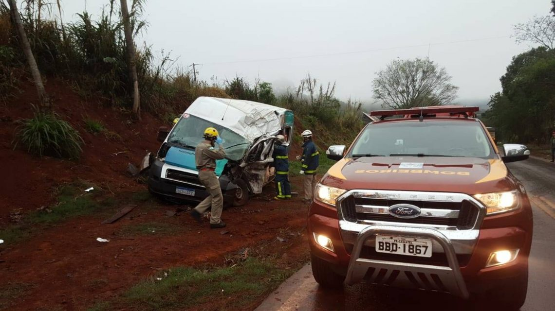 Motorista da saúde de Salto do Lontra morre em acidente próximo de Cascavel