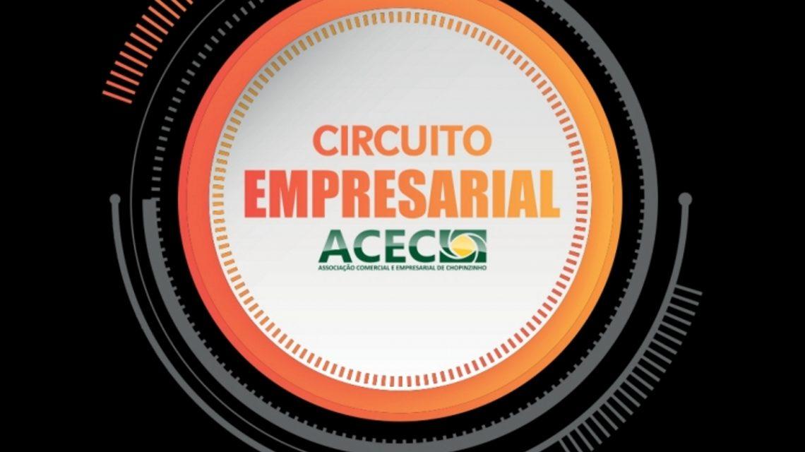 ACEC inicia nesta quarta-feira em Chopinzinho o Circuito Empresarial