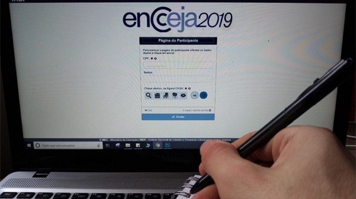 Encceja 2019: participantes já podem solicitar certificação