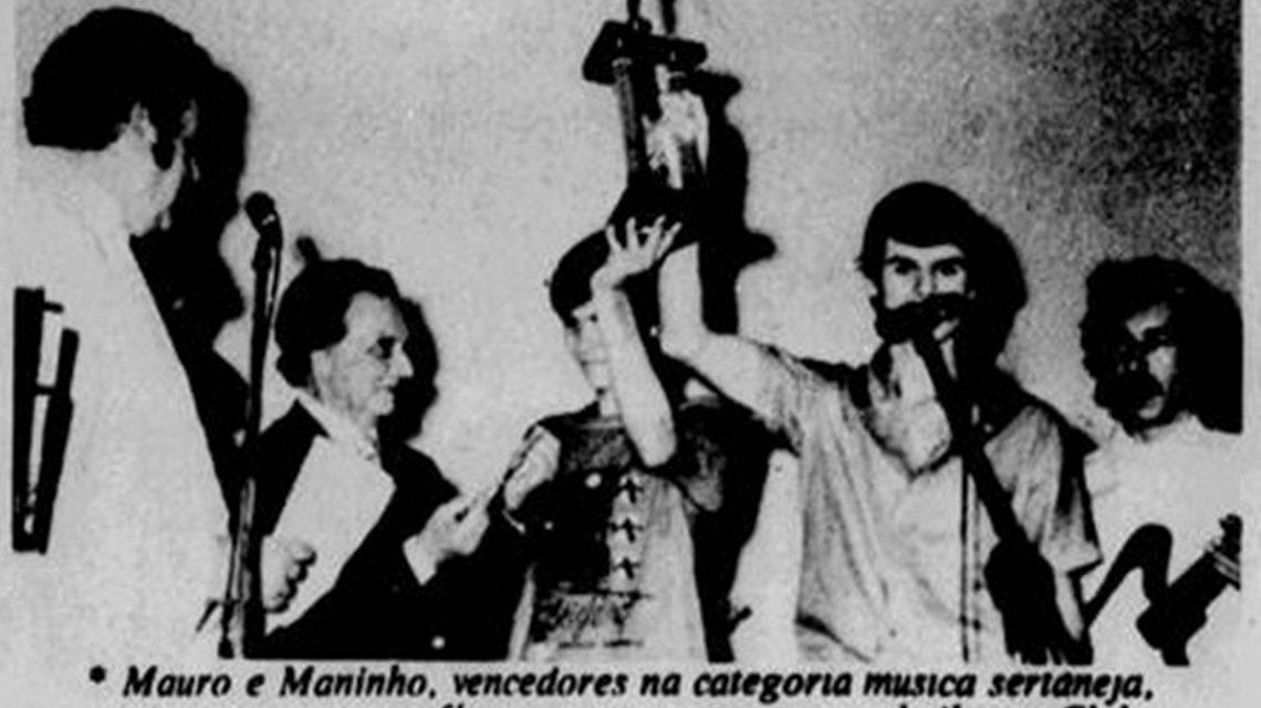 Memória: Jornais da década de 80 destacavam 1º Festival Pé Vermelho
