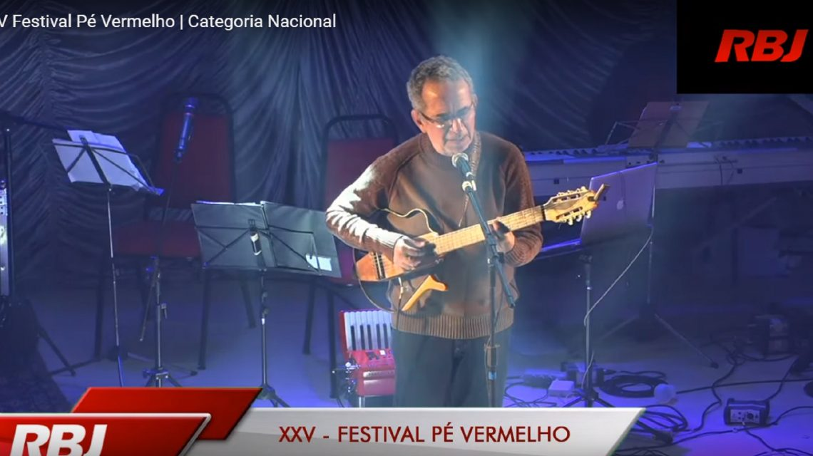 Artistas de cinco estados são premiados no XXV Festival Pé Vermelho
