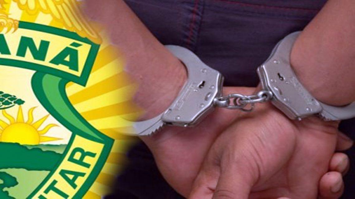 Polícia Militar prende autor de furto no centro de Coronel Vivida