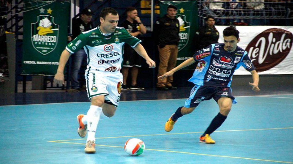 Capitão do Marreco Futsal, Fabiano Assad tem o WhatsApp clonado