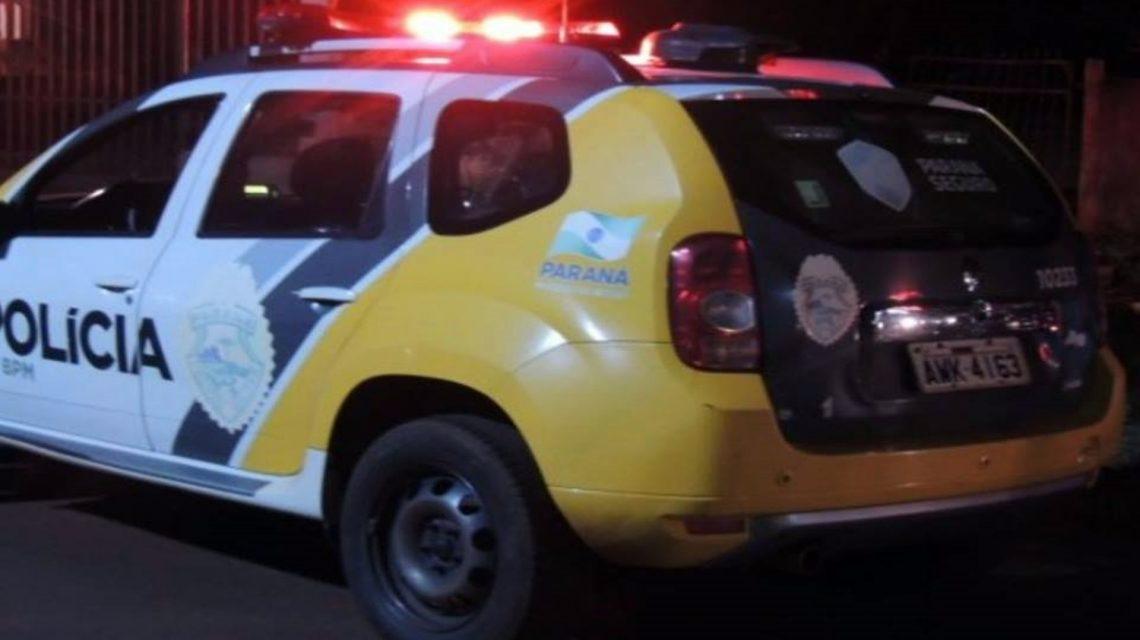 Família é rendida por assaltantes em Coronel Vivida