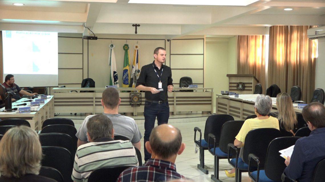 Reunião debateu o Censo Demográfico 2020 em Francisco Beltrão