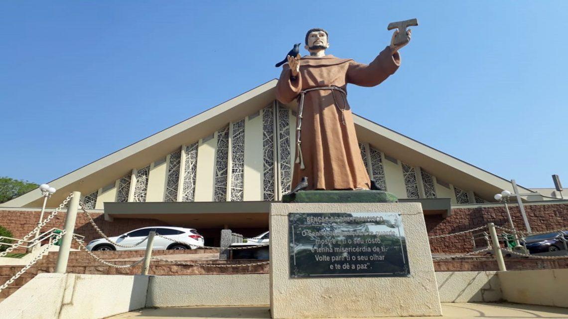 Paróquia São Francisco de Assis de Chopinzinho realiza a Semana Franciscana