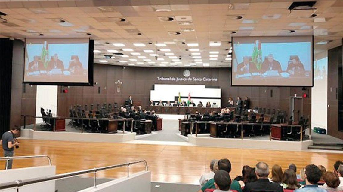 Tribunal de Justiça altera composições de comarcas no Oeste de Santa Catarina