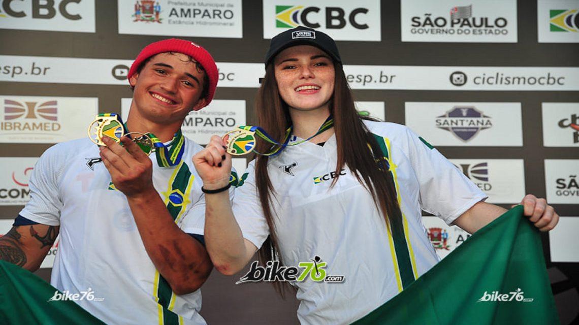 Beltronense conquista campeonato nacional de BMX Freestyle