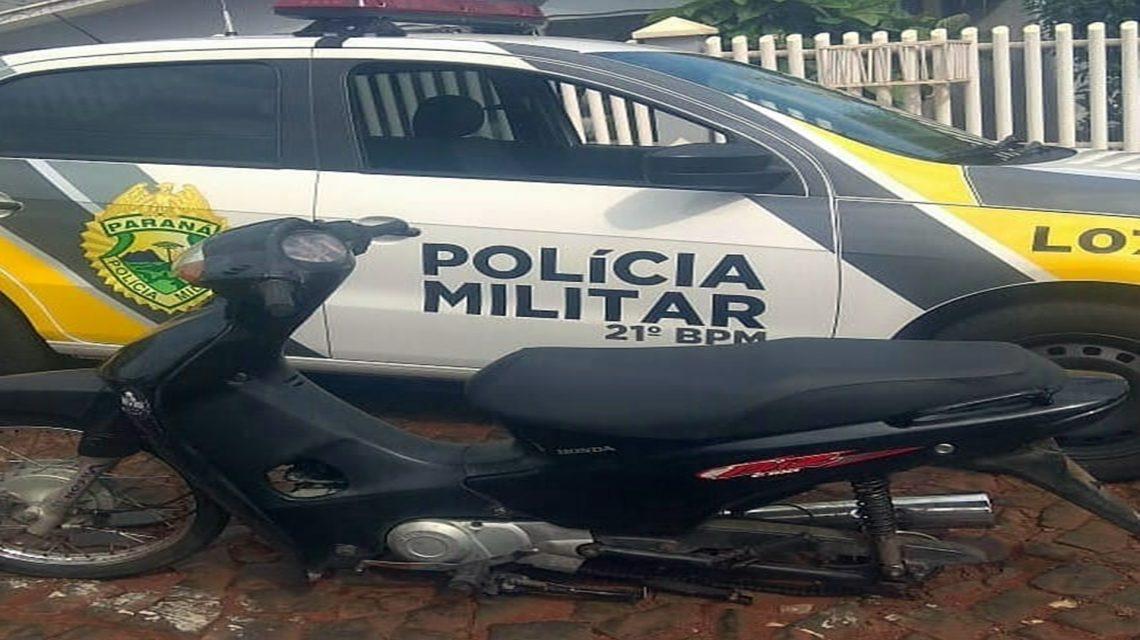 Motos furtadas em Dois Vizinhos são recuperadas pela polícia