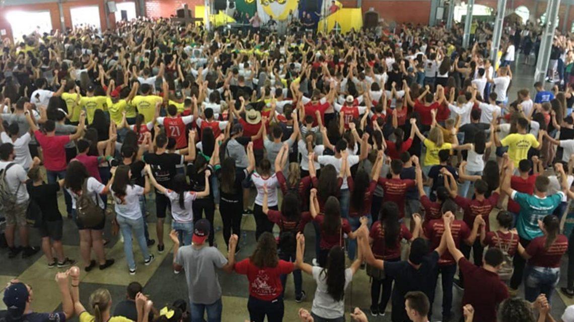 Dia Nacional da Juventude reúne mais de 2 mil jovens em Ampére