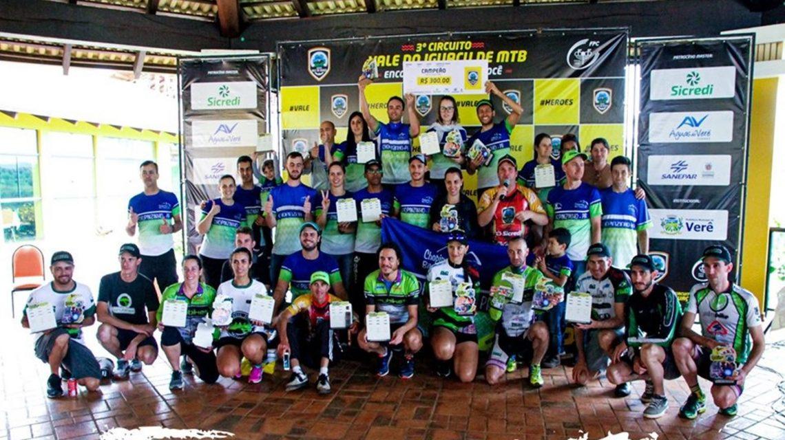 Achoc finaliza o Paranaense e Circuito Vale do Iguaçu como maior equipe