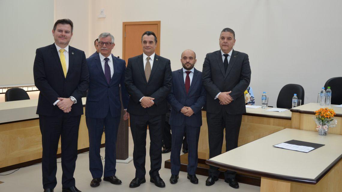 Governo de Palmas e Tribunal de Justiça assinam convênios
