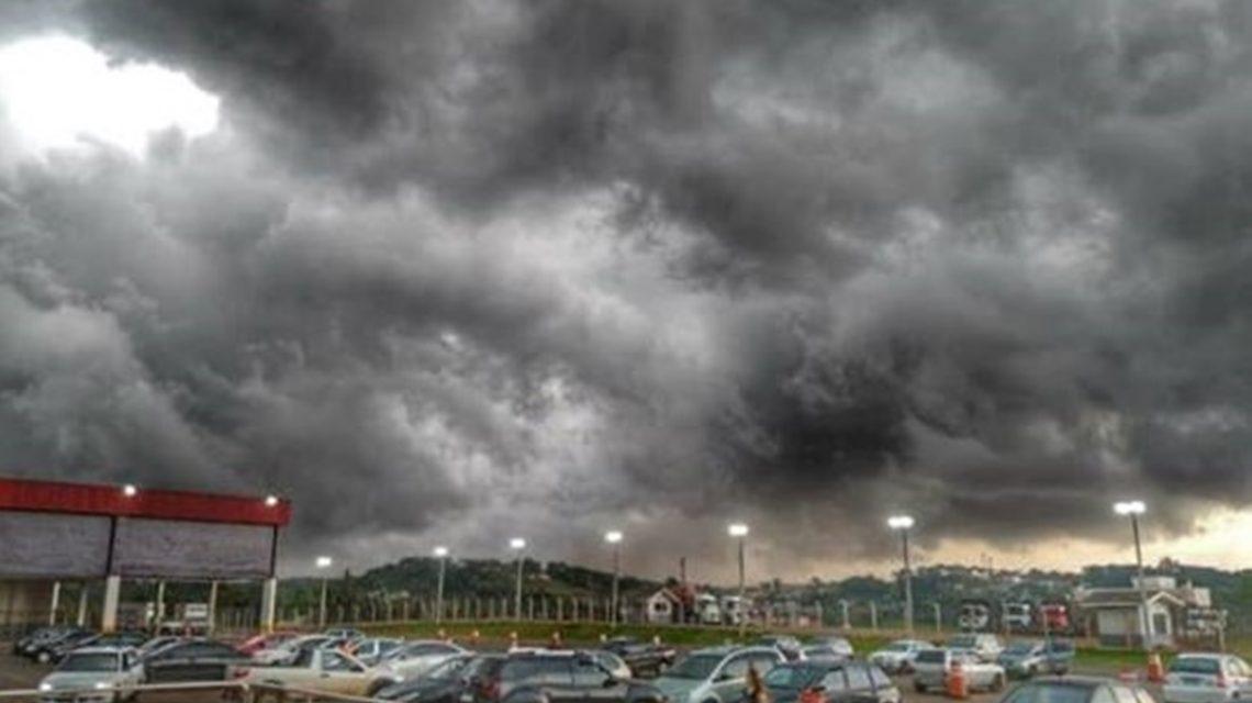 Temporais no Sudoeste estavam previstos pelo Instituto Nacional de Meteorologia