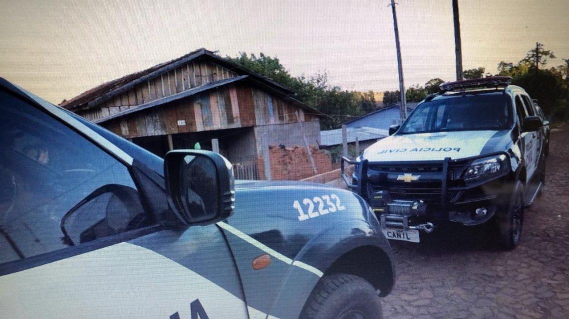 Suspeitos de homicídio são presos em operação da Polícia Civil de Coronel Vivida