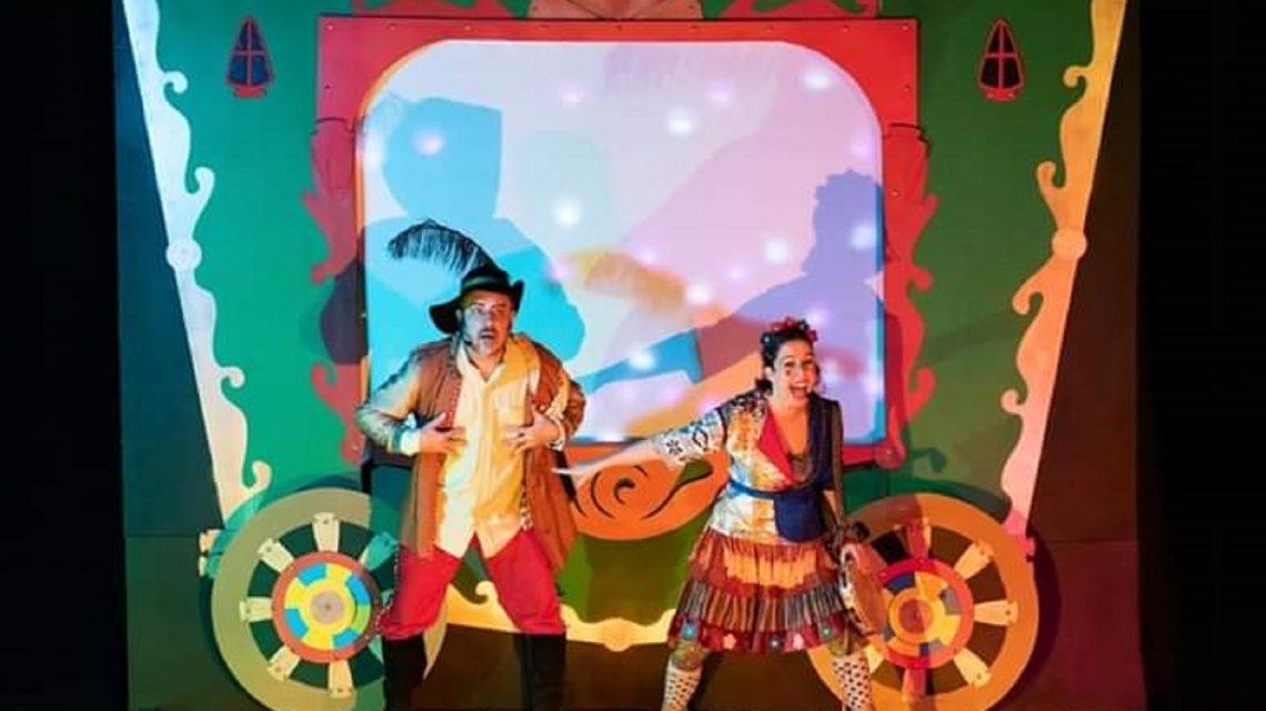 Teatro sobre a Imigração do Paraná chega aos palcos da região