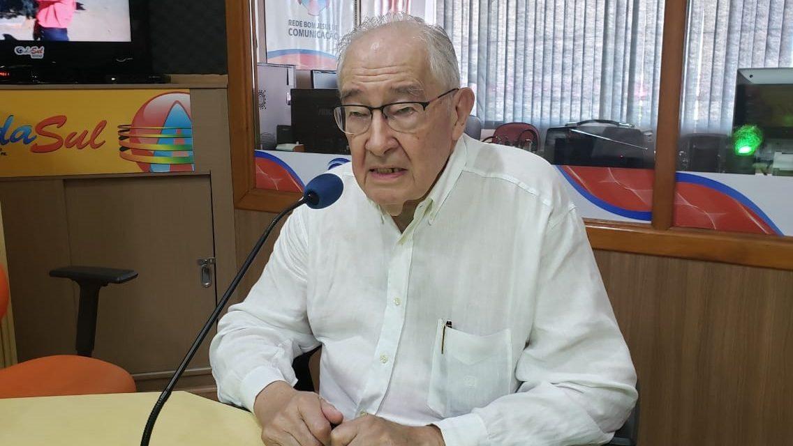 Médico Mário Vargas Junqueira foi entrevistado no Além da Notícia, da Onda Sul FM