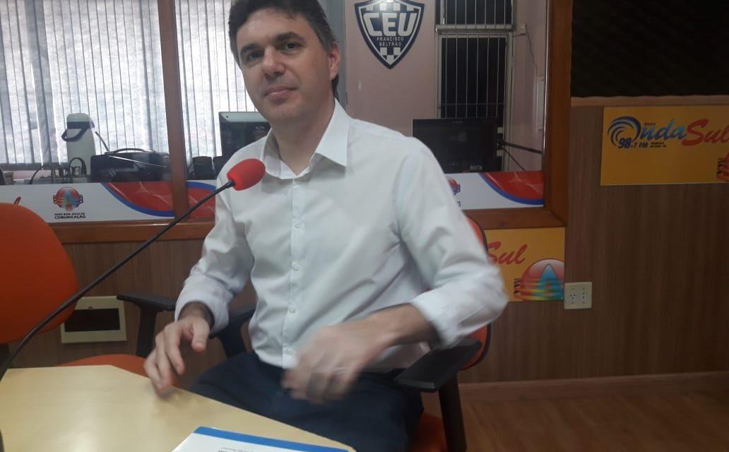 Prefeito de Francisco Beltrão fala sobre investimentos e obras no município