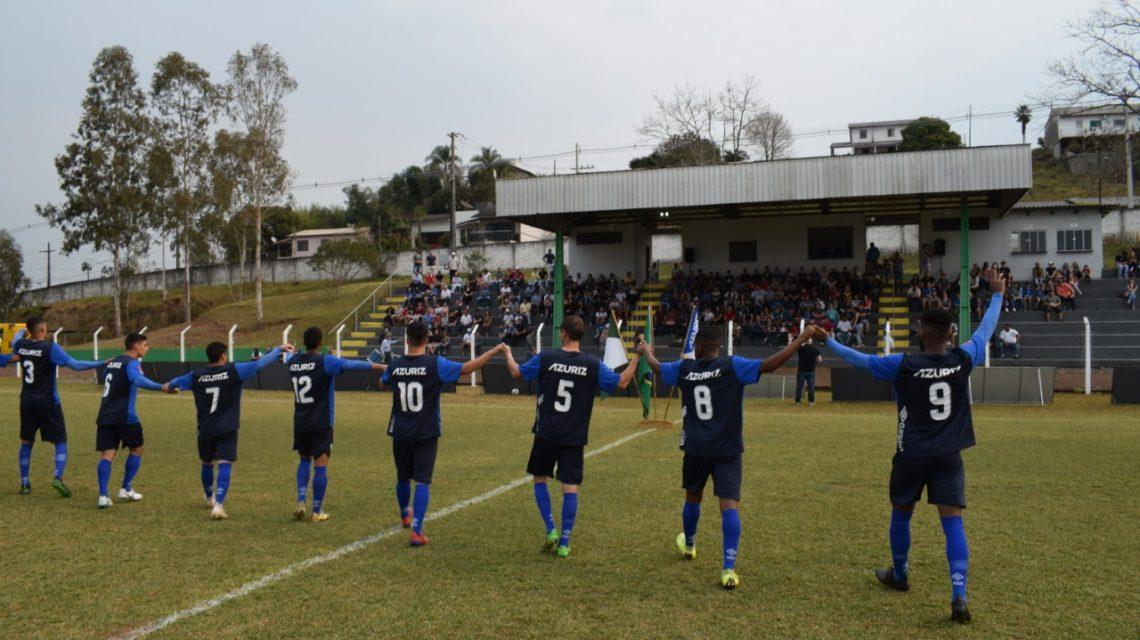 Azuriz joga semifinal em Marmeleiro neste domingo