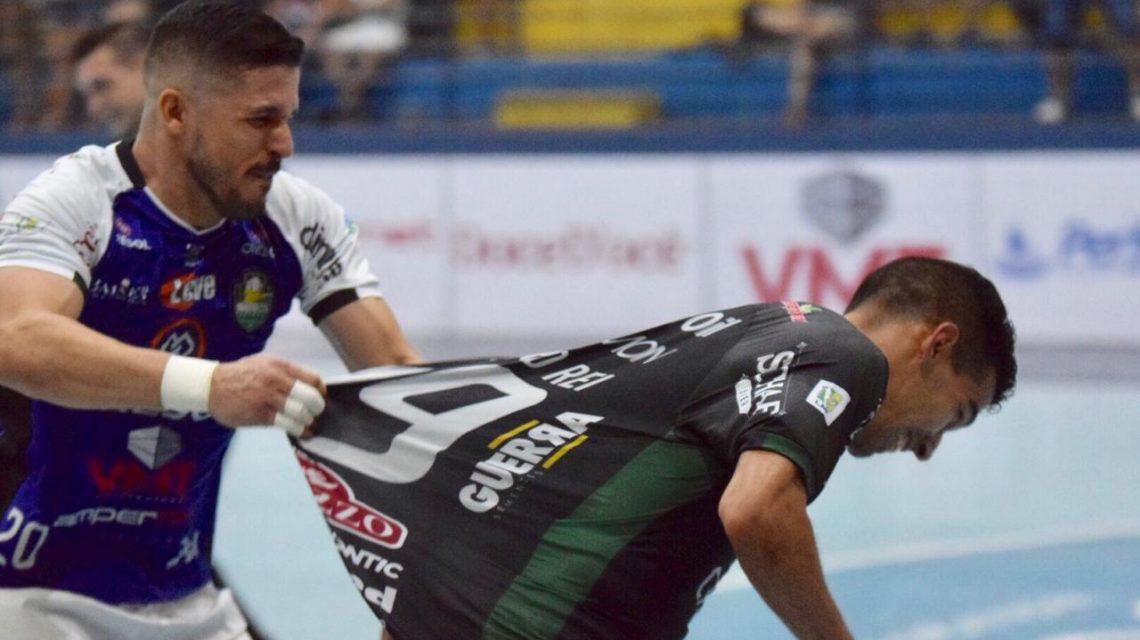 Marreco avança para as semifinais ao eliminar o Cascavel
