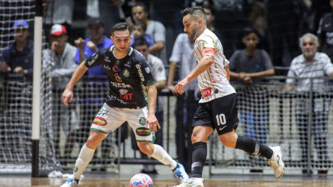 Marreco perde para o Corinthians e está fora da final