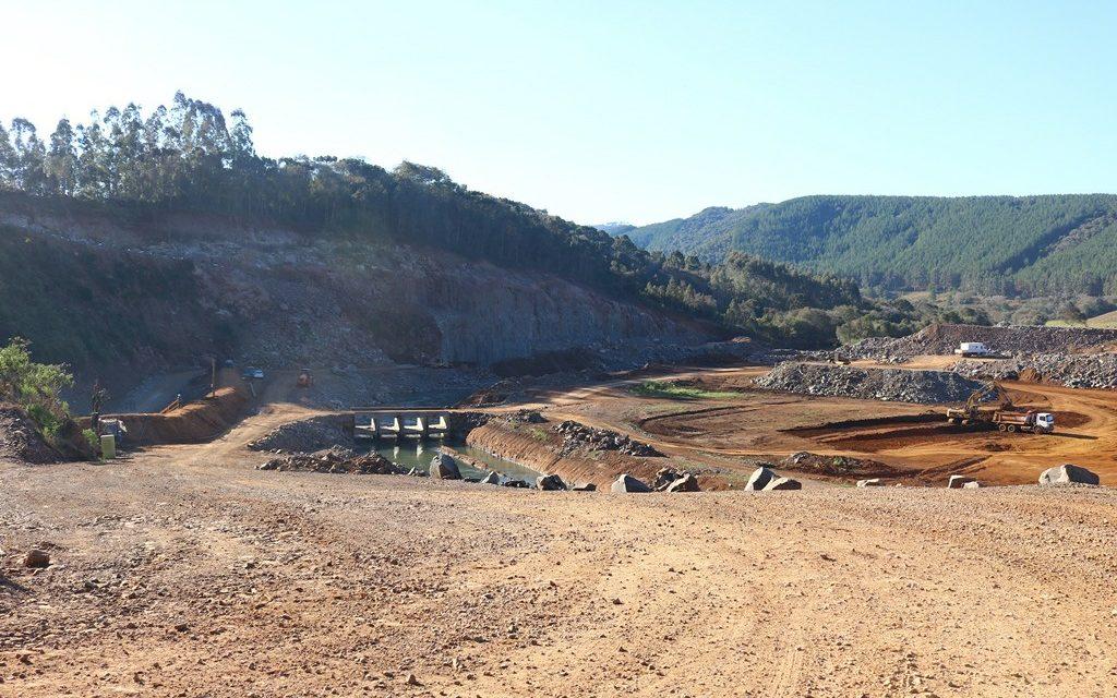Palmense morre em obra de barragem em Passos Maia