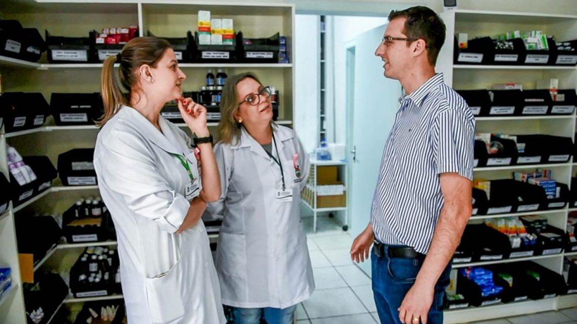 Farmácia Municipal de Chopinzinho recebe boa avaliação do Conselho Federal de Farmácia