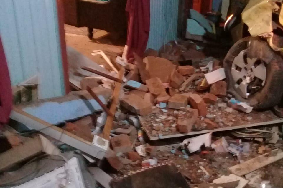 Carro invade casa e provoca morte de casal em Xanxerê