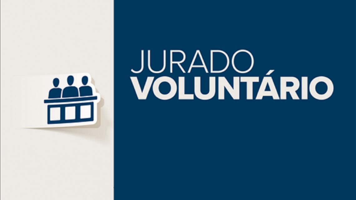 """Poder Judiciário de Palmas lança projeto """"Jurado Voluntário"""""""
