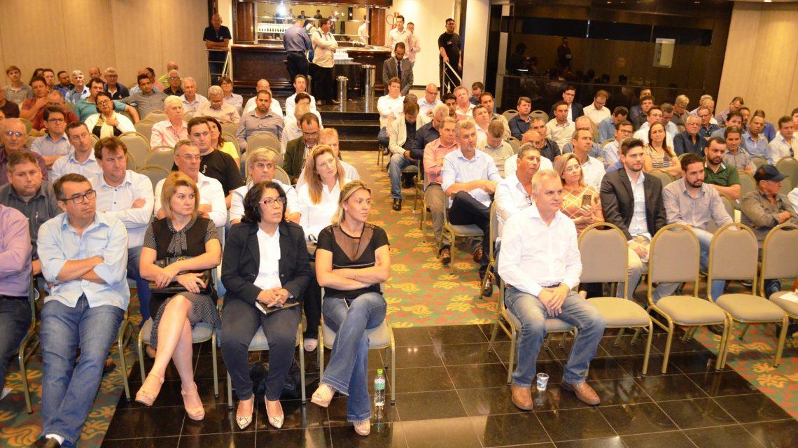 AMP organiza mobilização contra extinção de pequenos municípios