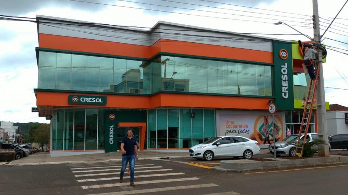 Cresol Liderança inaugura nova agência em Chopinzinho