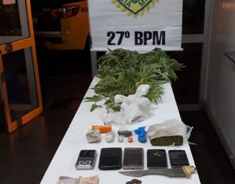 Polícia encontra plantação de maconha em General Carneiro